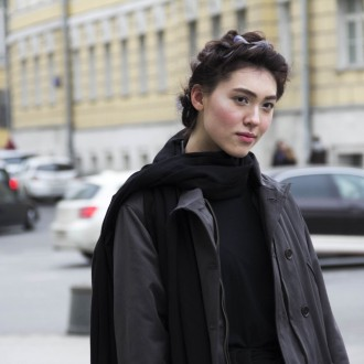 STREET STYLE MBFWRUSSIA FW15. DAY 3
