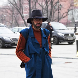 STREET STYLE MBFWRUSSIA FW15 DAY 5