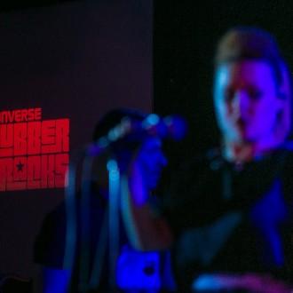 CONVERSE RUBBER TRACKS LIVE 2015