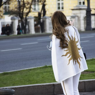 STREET STYLE AT MBFWRUSSIA SS 16 DAY 2